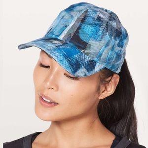 HP🎉 Lululemon Baller Hat Run in Sun Dazed Multi